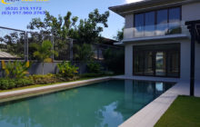 Ayala Alabang Brand New Corner House For Sale
