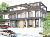 Ayala Alabang Brand New Four Level Corner House For Sale