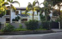AYALA ALABANG MODERN DESIGN FAIRWAY HOUSE FOR SALE OR LEASE