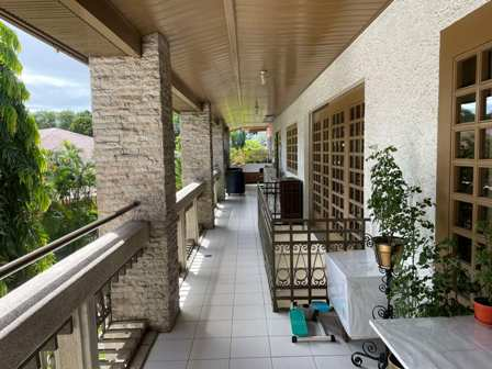 Ayala Alabang Fairway House Backing Golf Course For Sale