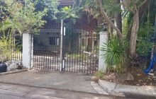 AYALA ALABANG LOT W/ OLD HOUSE (FOR TEAR DOWN) FOR SALE